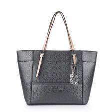 Delaney G Logo Affair Classic Tote Handbag 3 Colors Bag NWT SY453522 FLV-GJ
