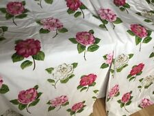 Sandersons Options Roses curtains, lovely, 64 x 72 inches