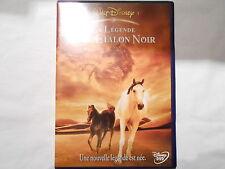 DVD Disney LA LÉGENDE DE L'ÉTALON NOIR