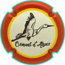 Contour orange CREMANT D/'ALSACE Cygogne 2019