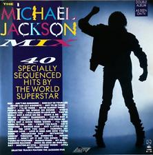Michael Jackson-la mezcla de Michael Jackson (LP) (en muy buena condición-EX/en muy buena condición -)