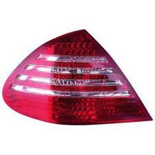Par de faros luces traseras TUNING MERCEDES Classe E W211 02-06 LED rosso bian