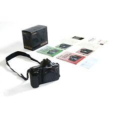 Canon EOS-1V EOS 1 V 35mm SLR Film Camera Body Only w/ Original Box & Documents