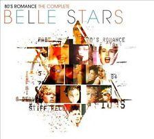 80's Romance: The Complete Belle Stars [Digipak] by Belle Stars (CD,...