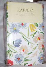 ralph lauren floral lined curtains