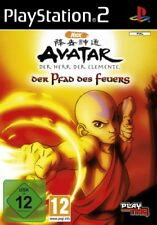 Avatar - Lord of the Elemente Der Path of Fire PlayStation 2 Used