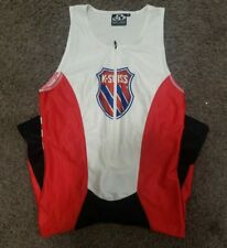 Pactimo XL Kswiss Track/Triathlon/Cycling Suit