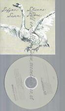 CD--CARDSLEEVE-SUVIAN STEVENS--SEVEN SWANS--PROMO