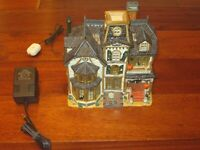 Lemax Spooky Town Halloween Collection Haunted Mansion 2000 Retired