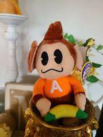 🐵 Rare 2006 Sega Promotional Super Monkey Ball 2 AiAi Plush Promo Toy 🐵