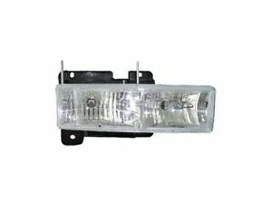 For 1988-2000 GMC C3500 Headlight Assembly 72647YW 1989 1990 1991 1992 1993 1994