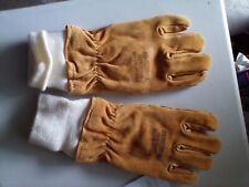 Shelby Fire Fighter Gloves, large, 5009L, made in Usa, New