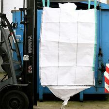Big Bag 90 x 90 x 110 cm, Schürze, Auslauf 35 x 50 cm, SWL 1500 kg, SF 5:1