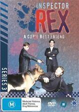 Inspector Rex : Series 3 (DVD, 2012, 4-Disc Set)