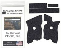 Tractiongrips rubber grip tape cover for Hi-Point C-9, CF-380 / 9mm & .380 grips