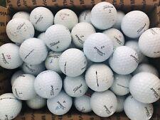 50 Titleist Pro V1 / V1X 3A Used Balls Golf Balls AAA