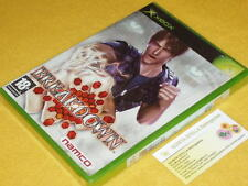 BREAKDOWN NUOVO SIGILLATO VERSION PAL XBOX  NEW FACTORY SEALED