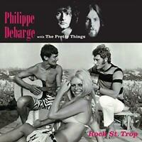 Philippe Debarge With The Pretty Things - Rock St. Trop (NEW VINYL LP)