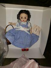 New ListingMadame Alexander Wizard of Oz Collection- Dorothy 46360