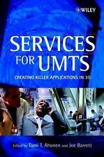 Services for UMTS: Creating Killer Applications in 3G-ExLibrary