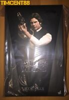 Ready! Hot Toys MMS261 Star Wars IV A New Hope Han Solo Harrison Ford Normal