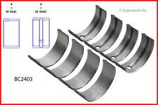 Engine Crankshaft Main Bearing Set ENGINETECH, INC. BC2403.25