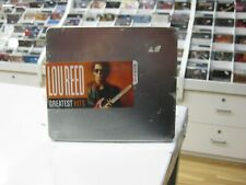 LOU REED CD EUROPE GREATEST HITS 2008 STEEL BOX