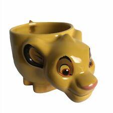 Mug 3d Simba Disneyland Paris