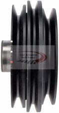 Crankshaft Pulley Fits Nissan Hardbody D21 Pickup 2.4L 4 cyl New KA24E 90-97