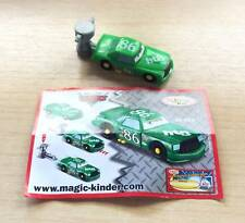 SORPRESINE MAGIC KINDER - SERIE CARS DISNEY PIXAR - 2S-203 + CARTINA - WITH BPZ