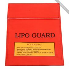 18 x 23cm Anti-explosion Li-ion Battery Protective Storage Bag ST-001