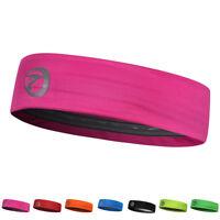 Women Men Unisex Sport Sweat Sweatband Headband Yoga Gym Stretch Head Band Hair