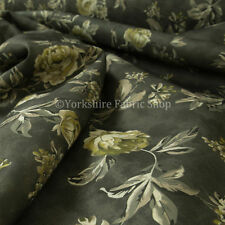 6 - 10 Metres Floral Curtain Craft Fabrics
