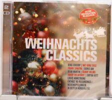 Weihnachten + 2 CD Set + Classics + 40 Lieder Stimmungsvolle Weihnachtsklassiker