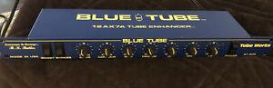 B. K. Butler Tube Works Blue Tube Real 12AX7A Tube Enhancer Electric Guitar