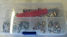 35  R12 R13a Autos A/C Air Conditioning Valve Core Remover Tool Assortment Kit