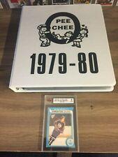 1979 80 OPC O-Pee-Chee complete set 396 Ex-Ex-Mt cards Gretzky Rc Rookie KSA 4