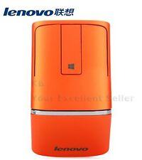Lenovo N700 Wireless & Bluetooth Mouse & Laser Pointer for Thinkpad Yoga Orange