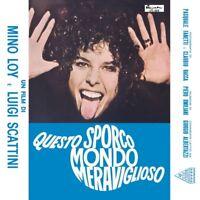 PIERO OST/UMILIANI - QUESTO SPORCO MONDO MERAVIGLIOSO (LP+CD)   VINYL LP+CD NEU