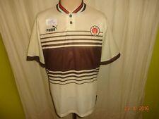 """FC St.Pauli Original Puma Heim Trikot 1998/99 """"ohne Hauptsponsor"""" Gr.S- M"""