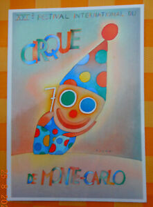 ZIRKUS AK Circus Festival 21e Monte Carlo 1997