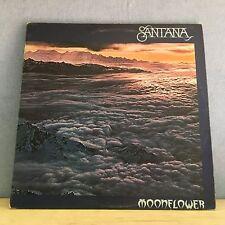 SANTANA Moonflower 1977 UK  double  vinyl LP EXCELLENT CONDITION  X
