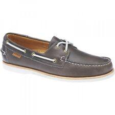 Sebago Docksides Grey Leather Boat Shoe Men's sizes 8-11.5 Medium/NEW!!!