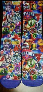 Custom NBA teams colors dry fit socks V VI VIII Laney gamma