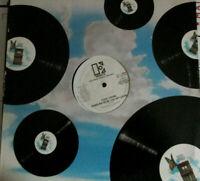 rare Cold Chisel PROMO Mono Forever Now (All My Love) Elektra 33 1/3 rpm lp