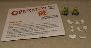 Despicable Me Operation 2013 Board Game Replacement Parts/Pieces Funatomy Parts