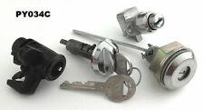 Trunk/Glove/Console Lock Set 1973-74 A/B/E-body MOPAR NOS KEYS Challenger Duster