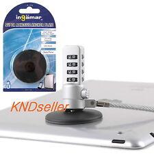 Portable Kensington lock plat Tablet Locks Mount Smartphone Security Adhesive