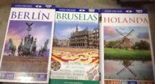 Guias Visuales Berlín 2015 + Holanda 2012 + Bruselas, Bujas, Gante, Amberes 09