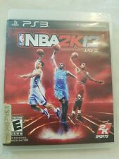 NBA 2K13 (Sony PlayStation 3, 2012) Complete Tested